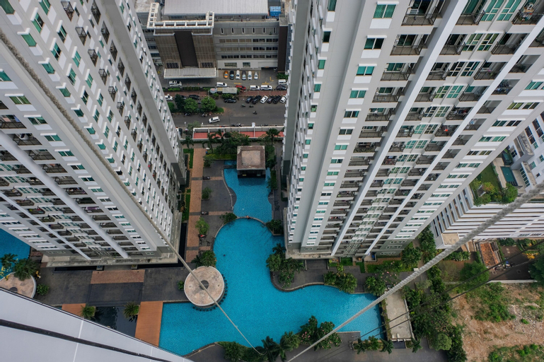 Exclusive and Cozy 3BR Apartment @ Thamrin Residence, Central Jakarta