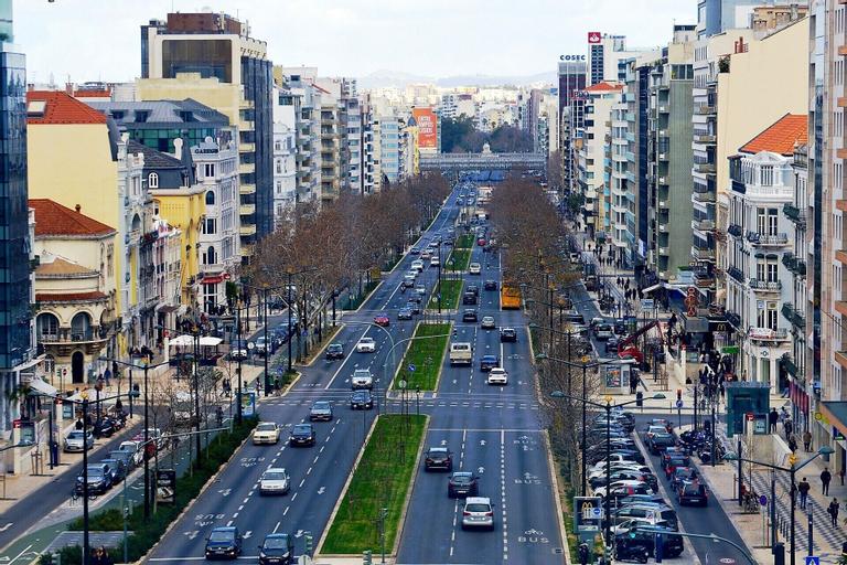 Saldanha Avenida, Lisboa