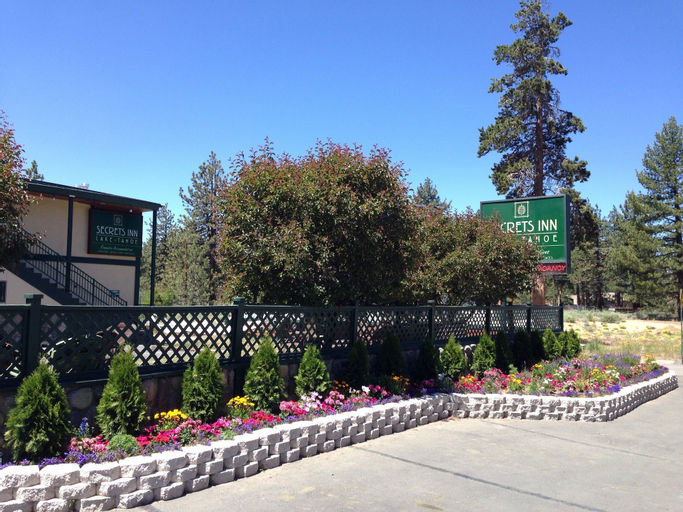 Secrets Inn Lake Tahoe, El Dorado