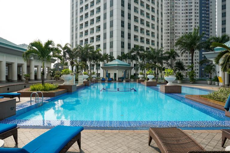 Homey 2BR at Pavilion Apartment, Central Jakarta