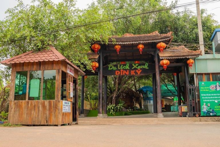 Din Ky Cau Ngang, Thuận An