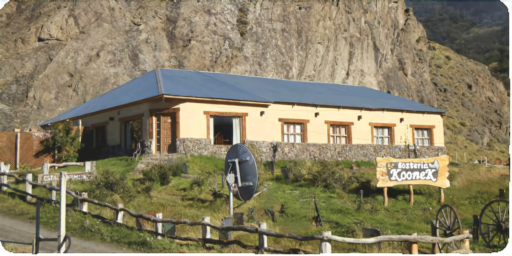 Hosteria Koonek, Lago Argentino