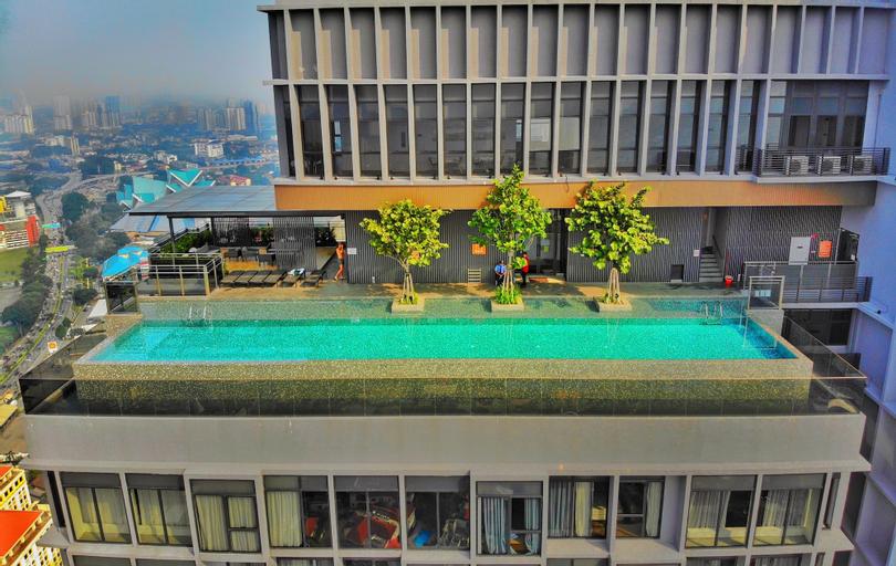 Professional 1BR Suites @ Tun Razak, Kuala Lumpur