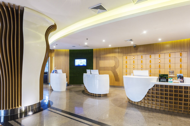 Novotel Bangkok on Siam Square Hotel, Pathum Wan