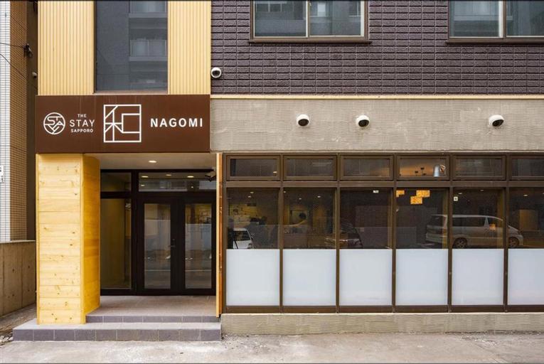 THE STAY SAPPORO NAGOMI - Hostel, Sapporo