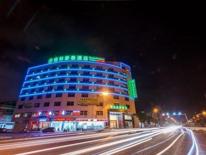 GreenTree Inn Shantou Jinping District Leshan Road Hotel, Shantou