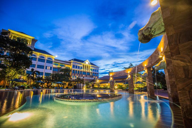 Pacific Hotel & Spa, Siem Reab