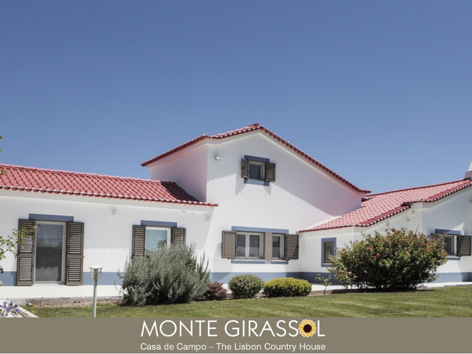 Monte Girassol - The Lisbon Country House!, Montijo
