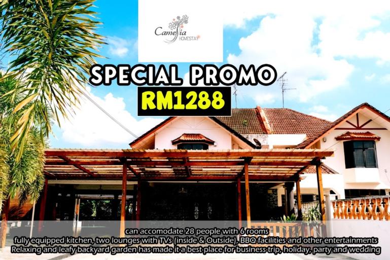 Camelia Homestay, Johor Bahru