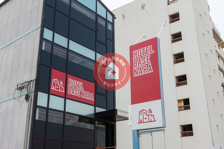 Hotel Base Nara - Hostel, Nara