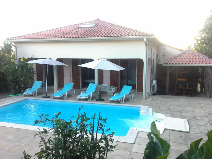 Villa With 4 Bedrooms in Sainte-luce, With Private Pool, Furnished Garden and Wifi - 500 m From the Beach, Basse-Pointe