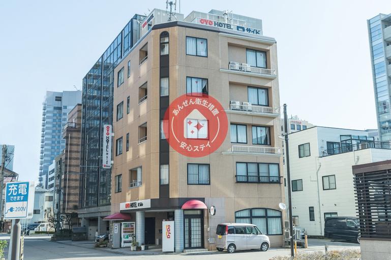 Business Hotel R Side, Kanazawa