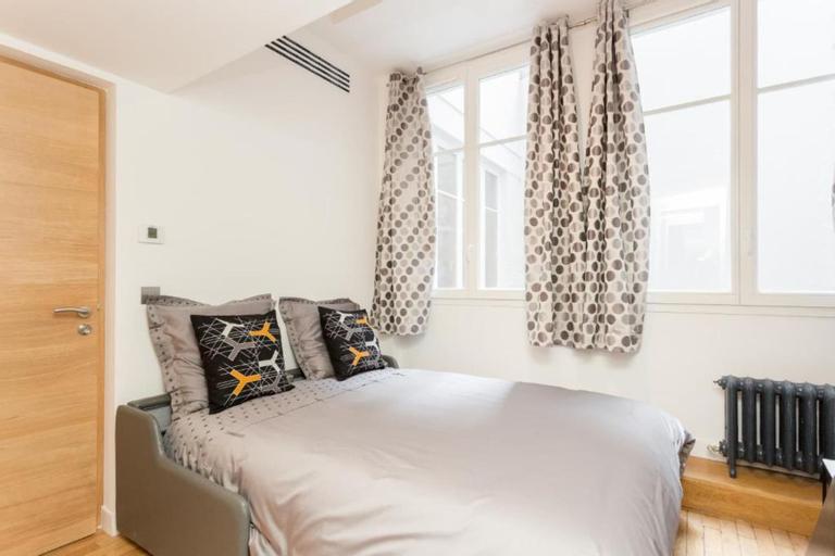 Le Marais - Hotel De Ville Apartments, Paris