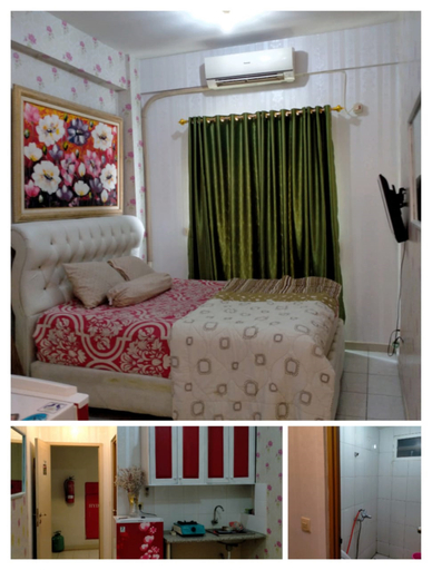 "Three ""D"" Room Rent Apartment, Bekasi"