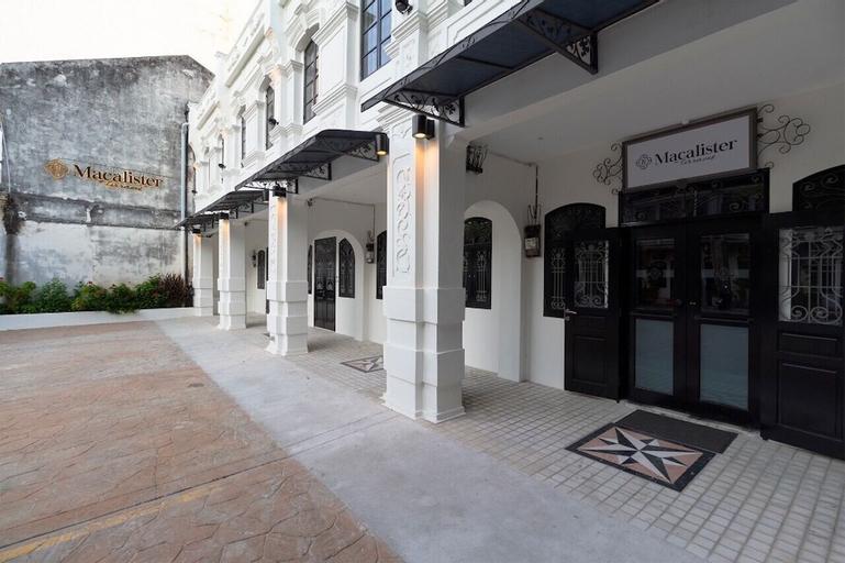 Macalister Terraces Hotel, Pulau Penang