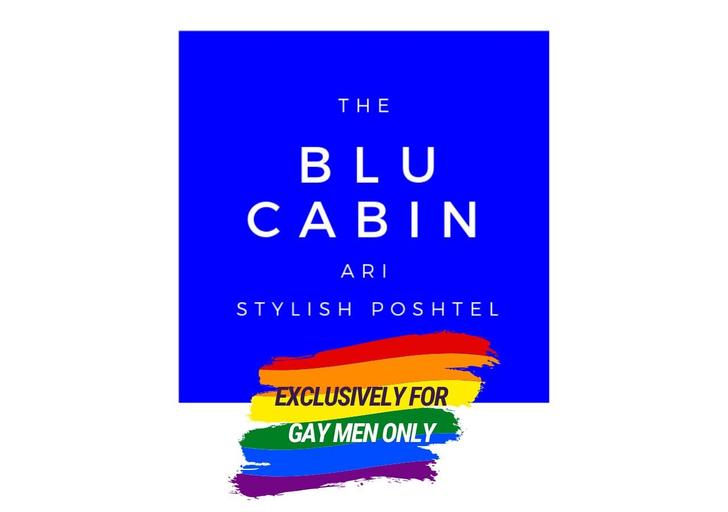 Blu Cabin Ari Stylish Gay Poshtel, Phaya Thai