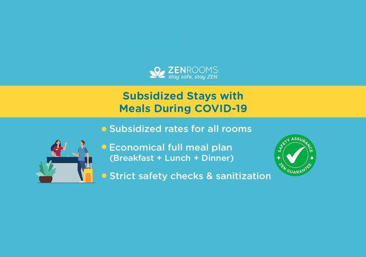 ZEN Rooms 10th Ave Cubao (ZEN Safety Assurance), Quezon City