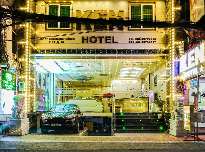 Ken Hotel, Quận 3