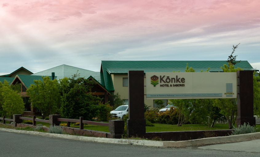 Konke Hotel & Sabores, Lago Argentino