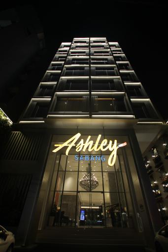 Ashley Hotel Sabang, Central Jakarta