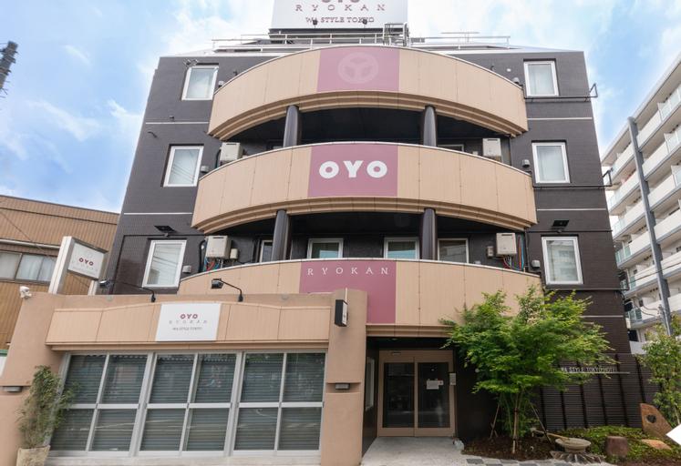 OYO Ryokan Wa Style Tokyo, Kawaguchi