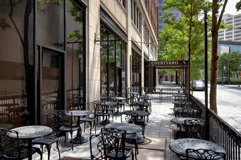 Courtyard by Marriott Atlanta Downtown, Fulton