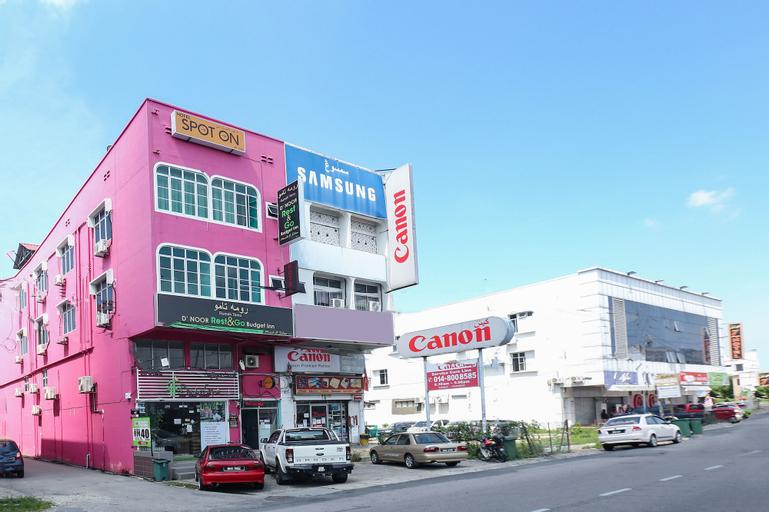 SPOT ON 89796 D'noor Budget Inn, Kota Bharu