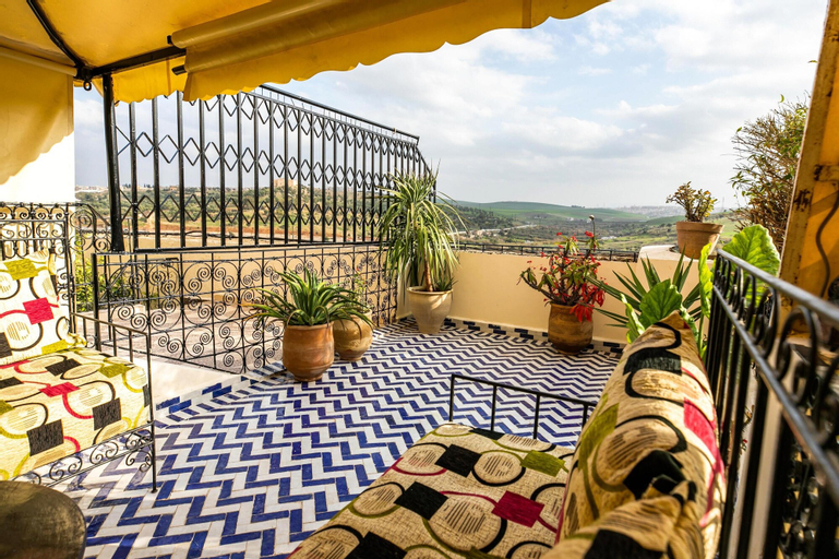 Apartment With 3 Bedrooms in Fes, With Enclosed Garden and Wifi, Fès
