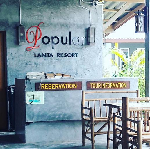 Popular Lanta Resort, Ko Lanta
