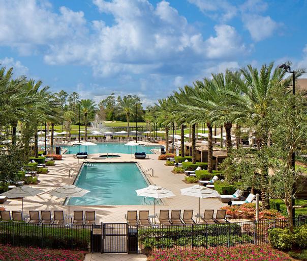 Waldorf Astoria Orlando, Orange