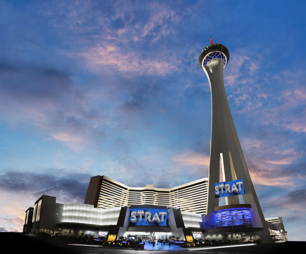 Stratosphere Hotel, Casino & Tower, BW Premier Collection, Clark