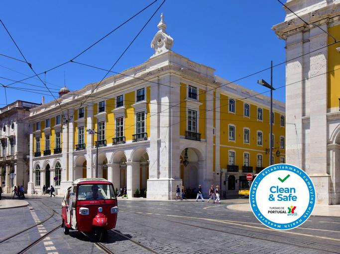 Pousada de Lisboa, Praça do Comércio - Monument Hotel, Lisboa