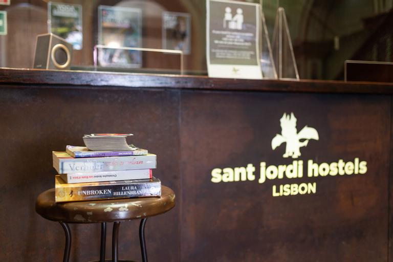 Sant Jordi Hostel Lisbon, Lisboa