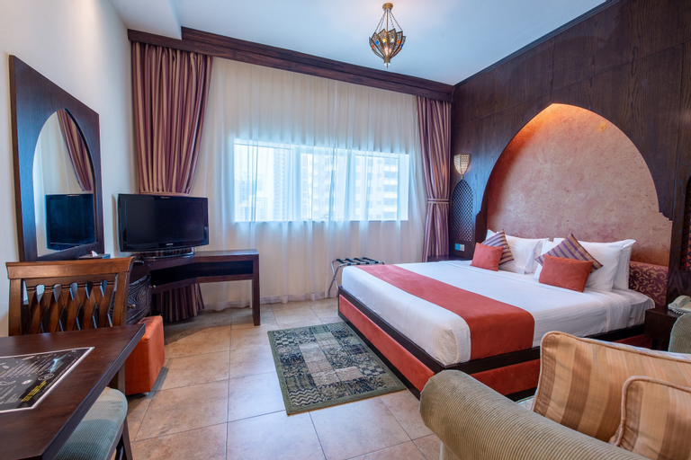 First Central Hotel Suites,