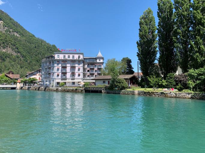 Hotel Bellevue, Interlaken