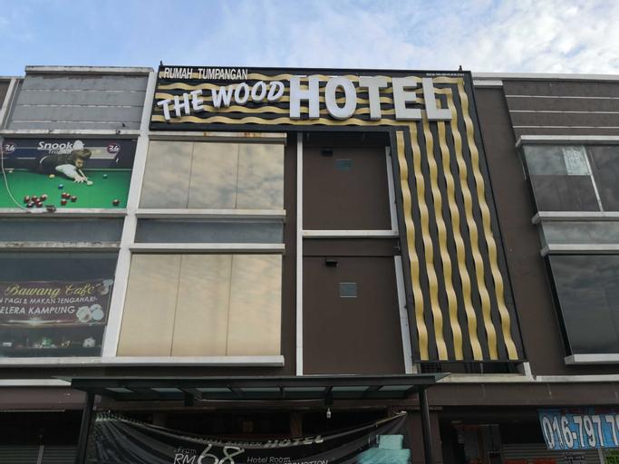 The Wood Hotel, Kulaijaya