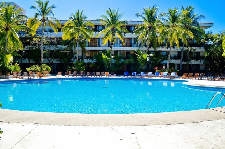Hotel Villas Paraíso, José Azueta