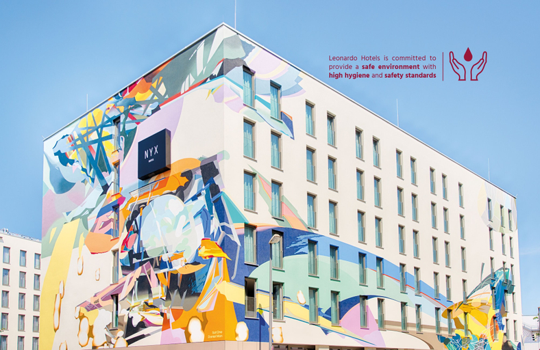 NYX Hotel Munich by Leonardo Hotels, München