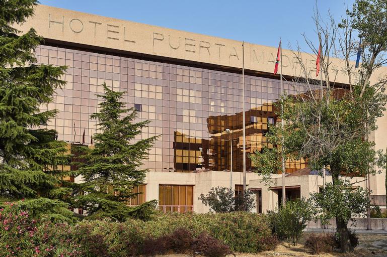 Hotel Silken Puerta Madrid, Madrid