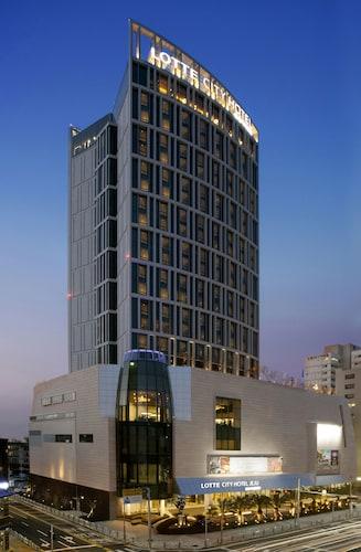 Lotte City Hotel Jeju, Jeju