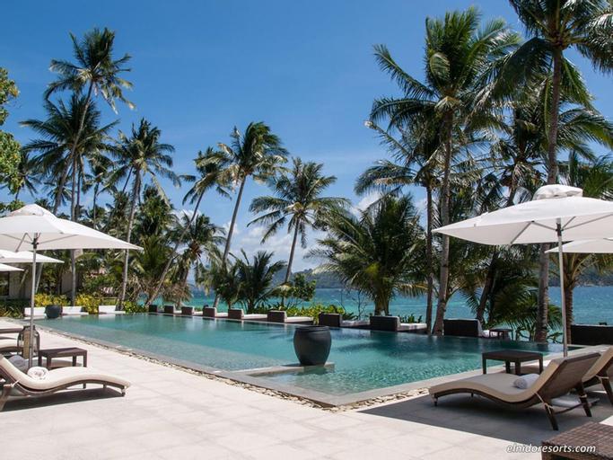 Pangulasian Island Resort, El Nido