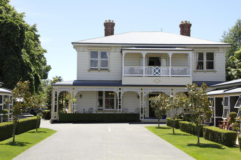 Merivale Manor, Christchurch