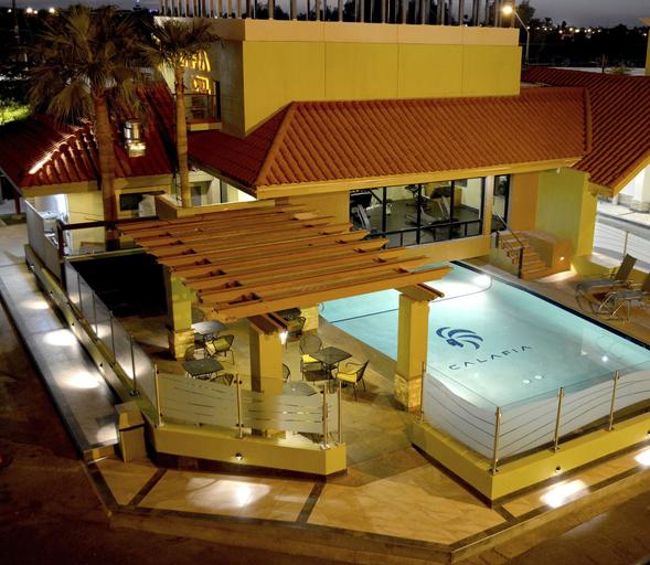 Calafia Hotel, Mexicali