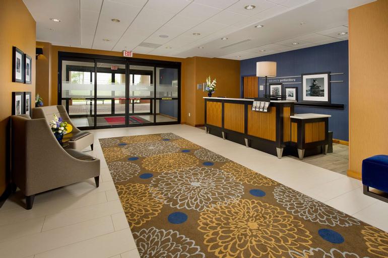 Hampton Inn and Suites Washington, Montgomery