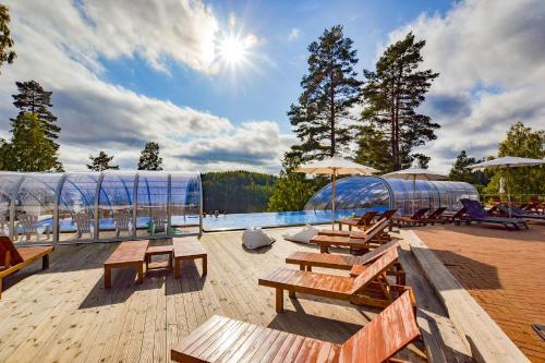 Arjang Camping & Stugor Sommarvik, Årjäng