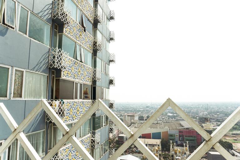 Cozy Studio @ Saladin Mansion Apartment By Travelio, Depok
