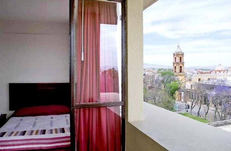 Hotel Napoles, San Luis Potosí