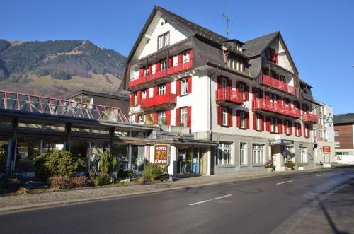 Hotel Lowen Lungern, Obwalden