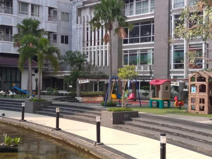 Apartment Sudirman Park 2 Bedrooms + 2 bathrooms Jakarta, Central Jakarta