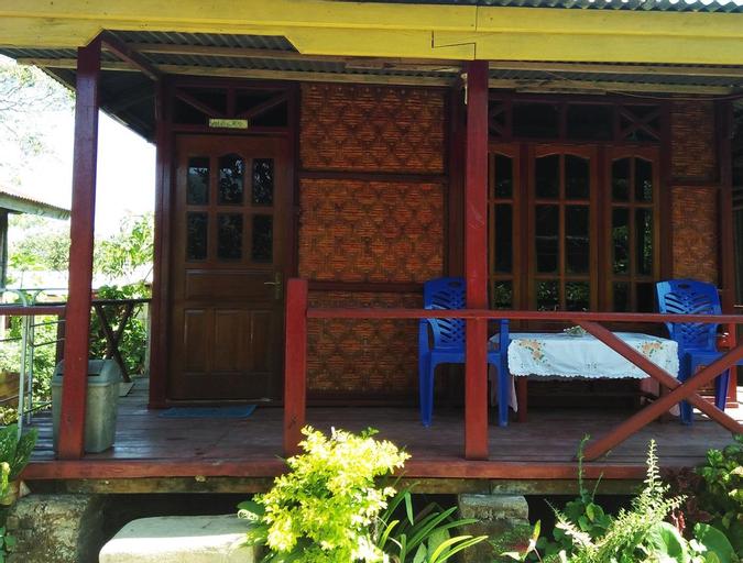 Palm Bungalow (tutup permanen), Ende